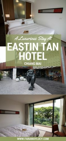 A Luxurious Stay at Eastin Tan Hotel, Chiang Mai, Thailand. Click through to read more...