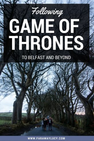 Following Game of Thrones to Belfast & Beyond. Game of Thrones tour. Game of Thrones Northern Ireland Tour. Click through to read more...