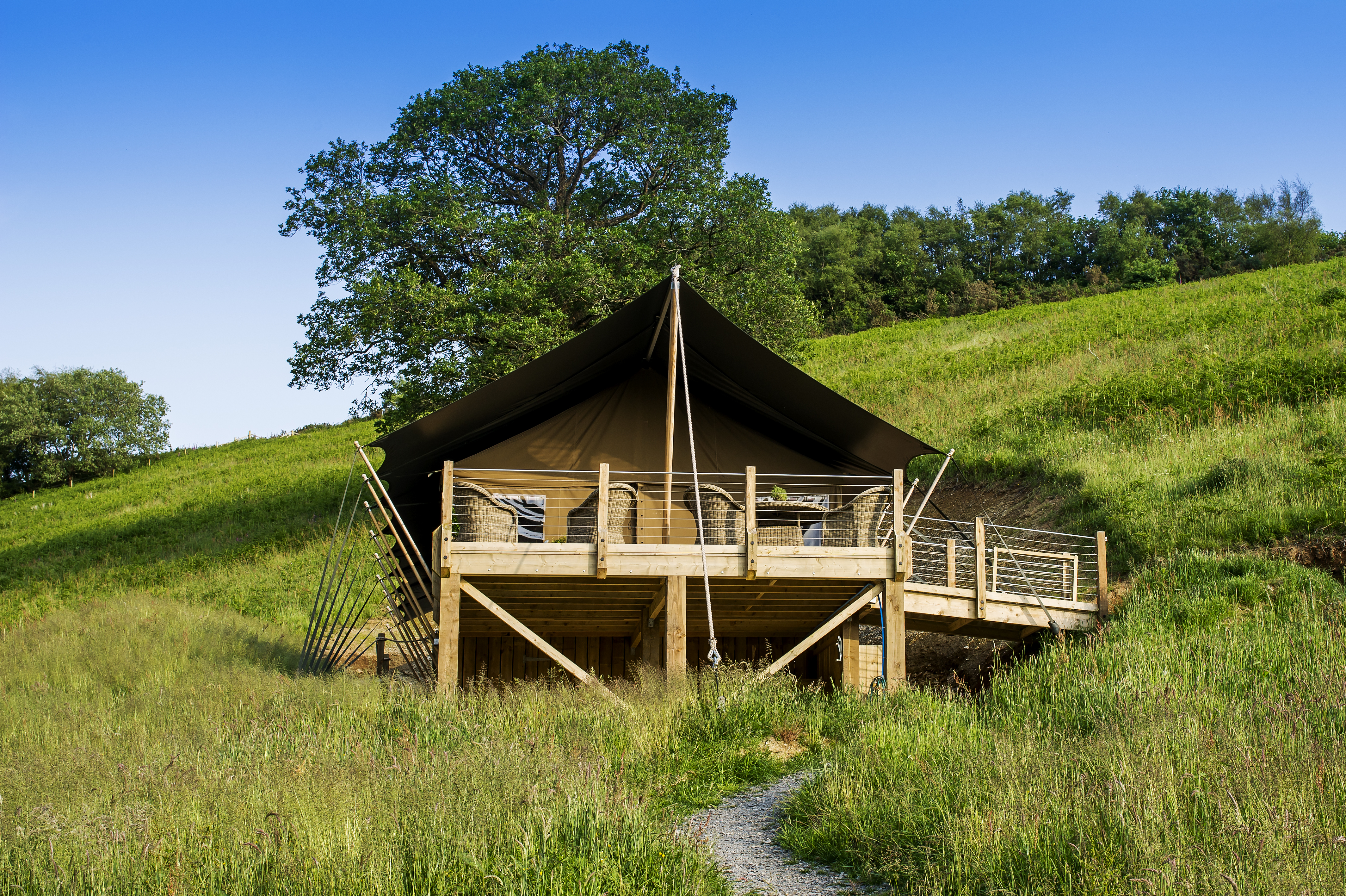 10 of the most unusual places to stay in the UK including quirky glamping sites, treehouses, eco pods, safari lodges, shepherd's huts and converted double decker buses! Click through to read more...