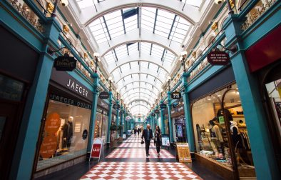 The Great Western Arcade Birmingham's Coolest Independent Shopping Areas