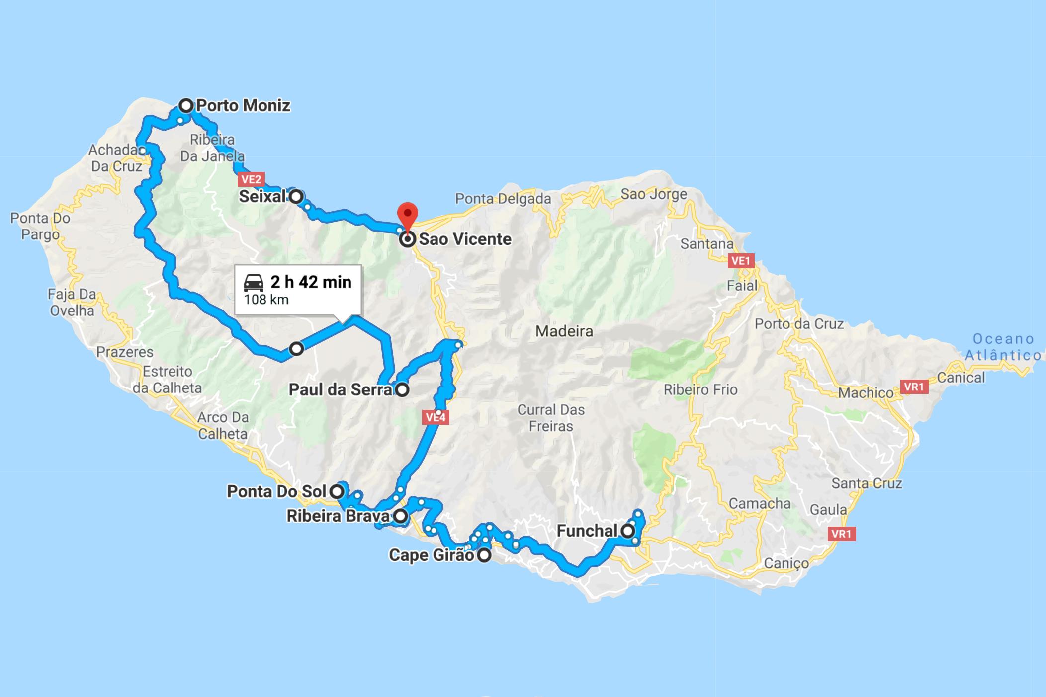 карта-оф-мадейра-острова-google-карты
