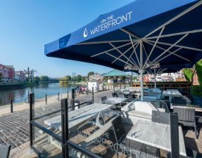 On The Waterfront Exeter Restaurants