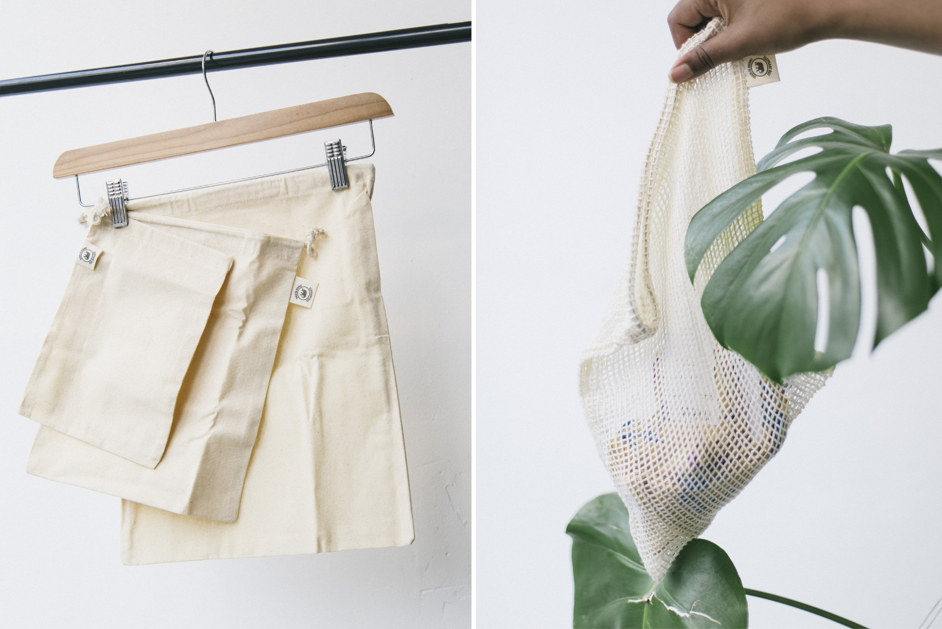 Organic bags for shopping and laundry. Reusable bags. Plastic-free bags. Elephant Box bags. Cloth and mesh bags. Bags hanging on clothes hanger. Hand holding a mesh bag by some green plants. 27 Best Eco-Friendly Travel Products That Will Change Your Life. Eco friendly products for sustainable travel. Eco-friendly products. Earth friendly products. Travel accessories. Eco friendly bags. Eco friendly travel bags. Eco friendly gifts. Eco friendly clothing. Eco friendly water bottles. Ethical travel. Responsible travel. Eco friendly holidays. Eco friendly tourism. Eco friendly hotels. Eco friendly vacations. Sustainable tourism. Ecotourism. Sustainable holidays. Eco travel. Click through to read more...