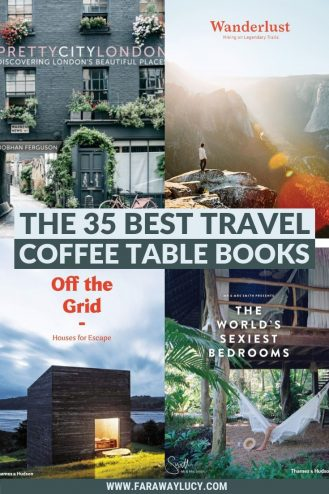 35 of the Best Travel Coffee Table Books I've Ever Seen. Travel coffee table book. Coffee table books travel. Coffee table books travel photography. Coffee table books travel wanderlust. Coffee table books travel world. Coffee table books travel life. Coffee table books travel cities. Travel inspiration. Travel book. Travel books. Best coffee table books. Coffee table books cheap. Great coffee table books. Large coffee table books. Coffee table book decor. Coffee table books food. Coffee table bookshelf. Coffee table books layout. Click through to read more...