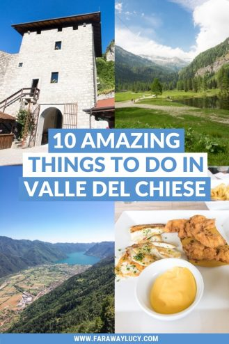 10 Amazing Things to Do in Valle Del Chiese in Trentino, Italy. Trento. Valle Del Chiese travel guide. Valle Del Chiese travel blog. Things to do in Valle Del Chiese. What to do in Valle Del Chiese. Trentino travel blog. Italy travel blog. Italy travel guide. Italy vacations. Best places to visit in Italy. Italy tourist attractions. Click through to read more...