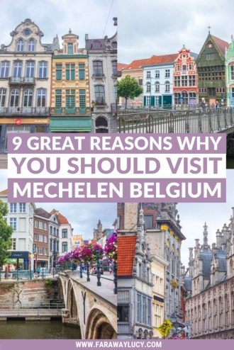 9 Great Reasons Why You Should Visit Mechelen, Belgium. Reasons to visit Mechelen. Mechelen photography. Mechelen hotspots. Mechelen travel guide. Mechelen travel blog. What to do in Mechelen. Belgium things to do. Belgium travel blog. Belgium travel guide. Beligum vacations. Best places to visit in Belgium. Belgium tourist attractions. Click through to read more...