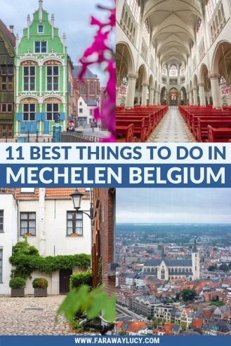 11 Best Things to Do in Mechelen Belgium in a Weekend. Mechelen photography. Mechelen hotspots. Mechelen travel guide. Mechelen travel blog. What to do in Mechelen. Belgium things to do. Belgium travel blog. Belgium travel guide. Beligum vacations. Best places to visit in Belgium. Belgium tourist attractions. Click through to read more...
