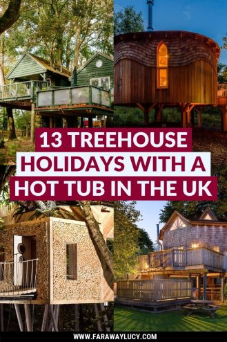 13 Amazing Treehouse Holidays With a Hot Tub in the UK. Treehouse Holidays UK With Hot Tub. Treehouses UK. Treehouse Holiday UK. Treehouse Hotels. Treehouse Breaks. Treehouse Rentals. Treehouse Accommodation. Treehouse Stay. Treehouse Getaways. Stay in a Treehouse. Luxury Treehouses. Cheap Treehouses. Treehouse Glamping. Treehouse Lodge. Click through to read more...