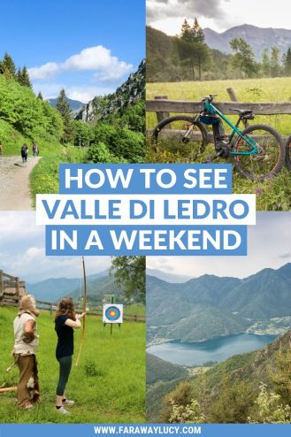 How to See Valle di Ledro in a Weekend [Itinerary]. Lago di Ledro. Trentino Italy. Valle Di Ledro travel guide. Valle Di Ledro travel blog. Things to do in Valle Di Ledro. What to do in Valle Di Ledro. Trentino travel blog. Italy travel blog. Italy travel guide. Italy vacations. Best places to visit in Italy. Italy tourist attractions. Click through to read more...