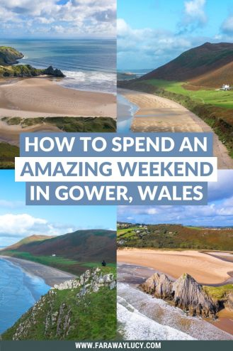 How to Spend an Amazing Long Weekend in the Gower Peninsula, Swansea Bay and Mumbles, South Wales, United Kingdom. Three days in Gower. Rhossili Bay. Three Cliffs Bay. Mumbles Pier. Oxwich Bay. Swansea Wales. Gower Wales. Wales England. Wales travel. Wales UK. Wales photography. Wales travel blog. Wales travel guide. What to do in Wales. What to see in Wales. Where to visit in Wales. Things to do in Wales. Things to see in Wales. Places to visit in Wales. Click through to read more...