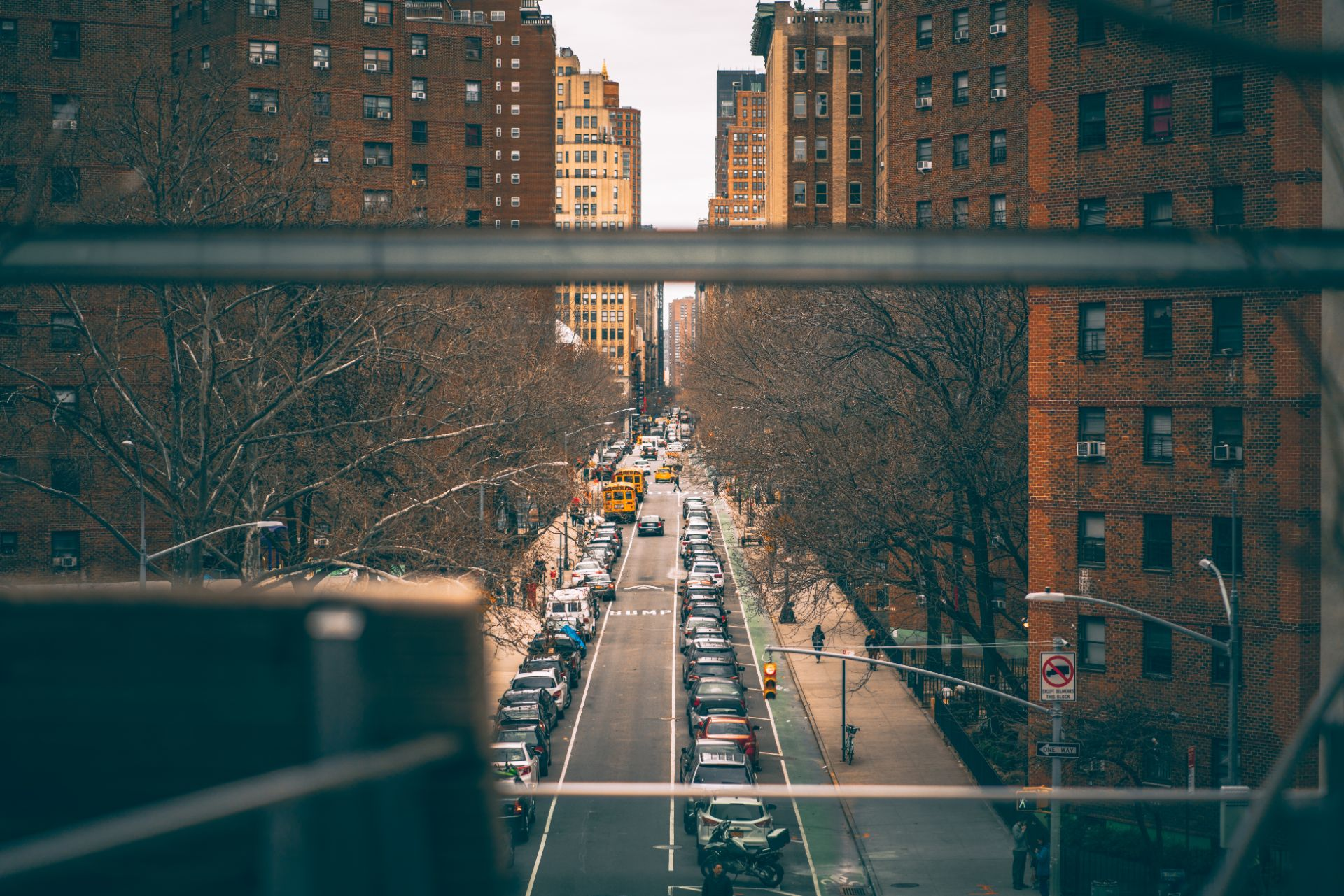 a-view-from-the-high-line-across-to-a-busy-manhattan-street
