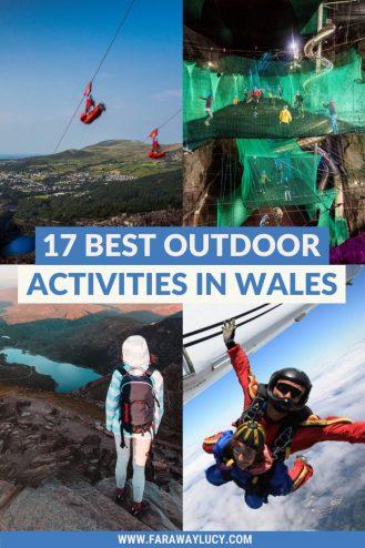 Outdoor Activities Wales