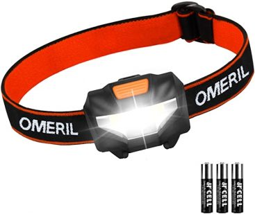 omeril-led-head-torch-lightweight-cob-headlamp-with-3-modes-super-bright-headlight-for-running-fishing-and-camping