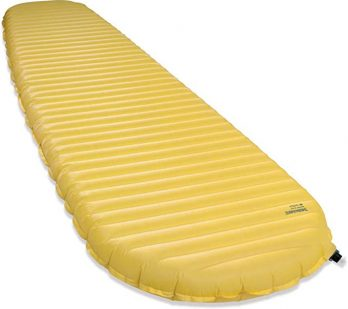therm-a-rest-ultralight-camping-pad-lemon-curry-regular-wild-camping-essentials