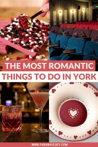 The Most Romantic Things to Do in York for Couples. From the best places to eat and drink to romantic activities you cannot miss, you will love these romantic things to do in York. Click through to read more...