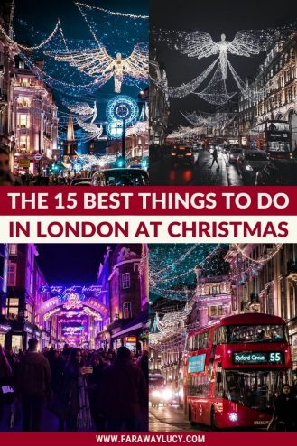 The 15 Best Things to Do in London at Christmas. Whether you want see London's Christmas lights or explore London's Christmas markets, this article will show you the best ways to celebrate Christmas in London. Click through to read more...