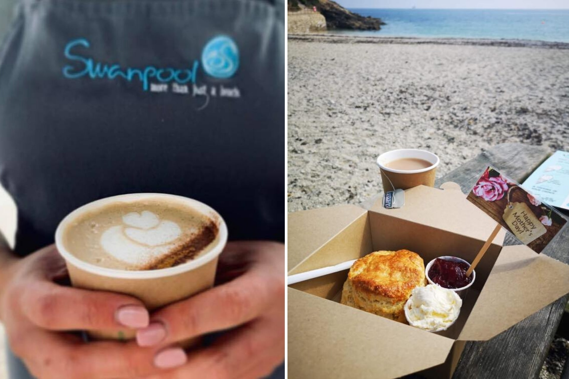 coffee-and-scones-at-swanpool-beach-cafe
