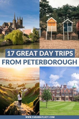 17 Great Day Trips from Peterborough You Need to Go On. Whether you fancy heading to the coast, the hills or the city, you cannot miss these amazing day trips from Peterborough. Click through to read more...