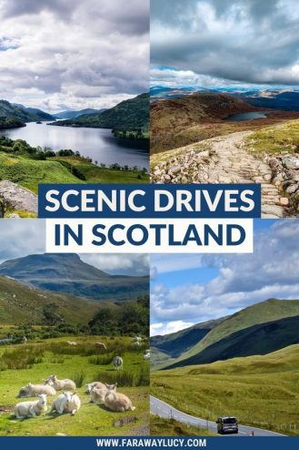 The Most Beautiful Scenic Drives in Scotland. There are so many great things to do in Scotland. And one of the best is going on a Scotland road trip. Covering everything from epic mountains to stunning coastline, here are the most beautiful scenic drives in Scotland you need to go on! Click through to read more...