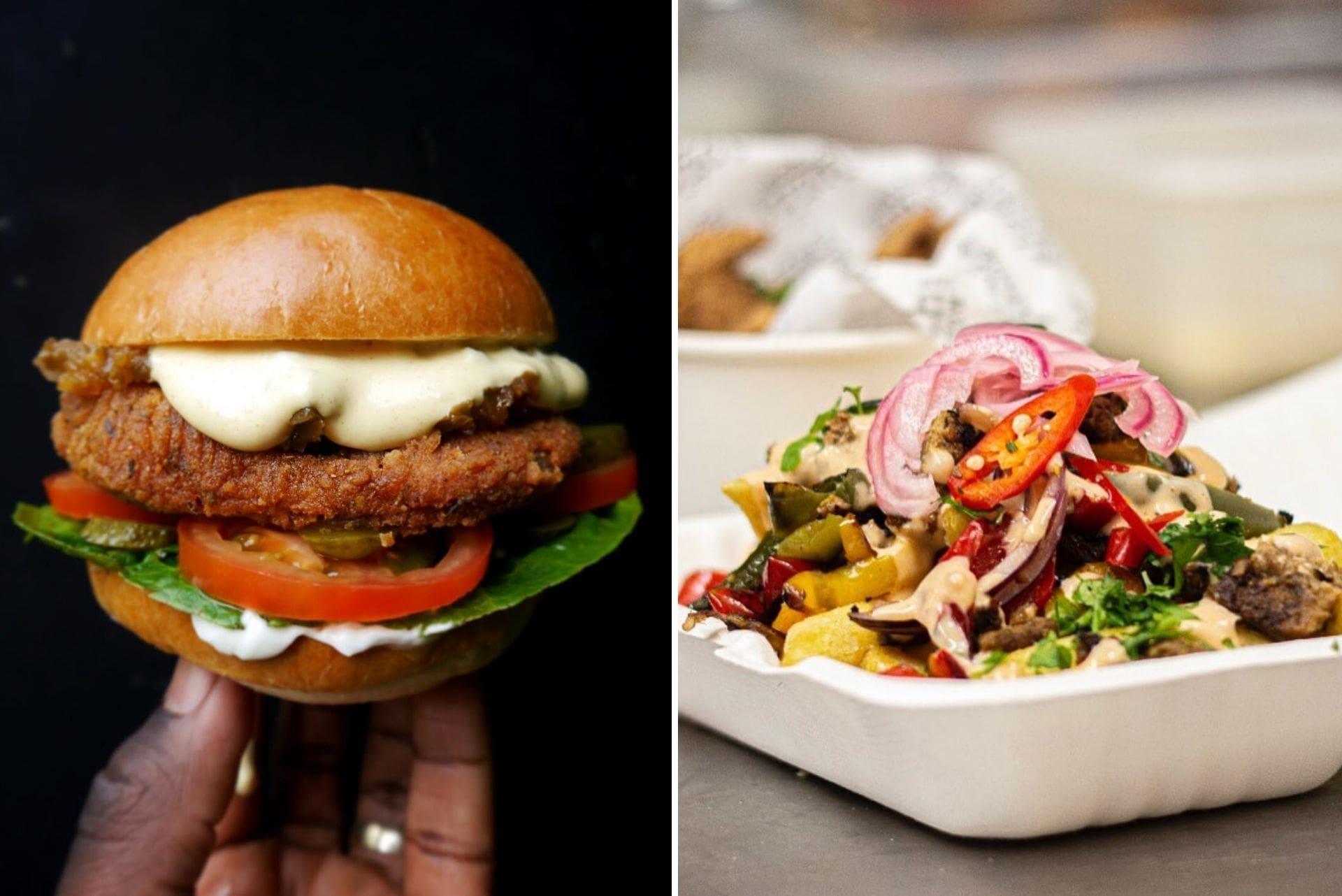 vegan-burger-and-kebab-box-at-sloth-and-sparrow-falmouth