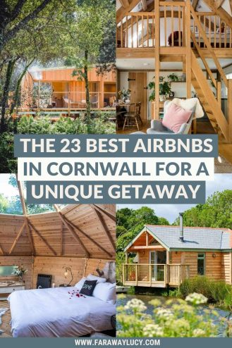 The 23 Best Airbnbs in Cornwall for a Unique Getaway. If you're looking for somewhere unique to stay in Cornwall, forget the hotels and head to one of these beautiful airbnbs in Cornwall. Click through to read more...
