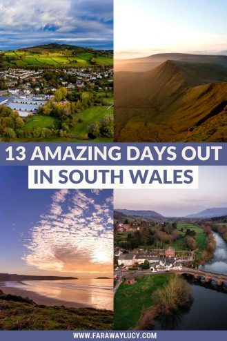 13 Amazing Days Out in South Wales That You'll Love. There are so many great things to do in South Wales and this post will show you the best of the best! Click through to read more...