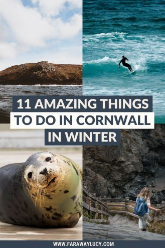 11 Amazing Things to Do in Cornwall in Winter. From famous local events to the best indoor activities, here are 11 amazing things to do in Cornwall in winter that you can't miss! Click through to read more...