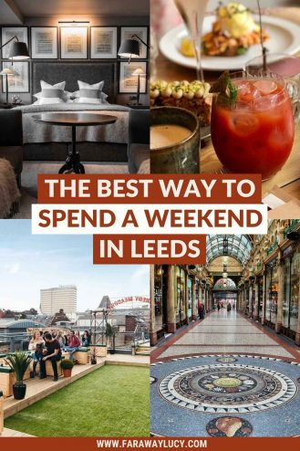 The Best Way to Spend a Weekend in Leeds [Itinerary]. There are so many great things to do in Leeds, England. This guide details exactly where to stay, what to do, and where to eat and drink during your weekend in Leeds. Click through to read more...
