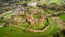 aerial-shot-of-kennilworth-castle-day-trips-from-coventry-day-trips-from-coventry