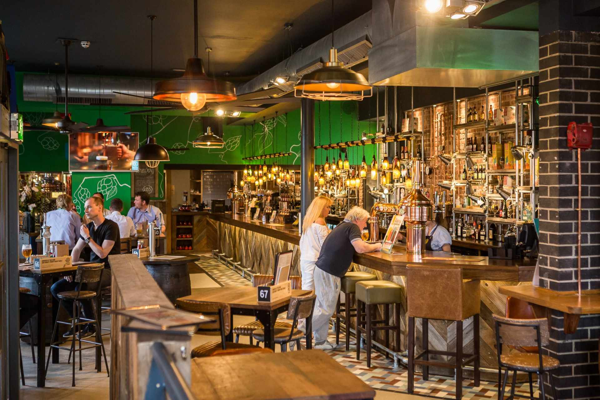 brewhouse-and-kitchen-industrial-bar-and-restaurant-bottomless-brunch-nottingham