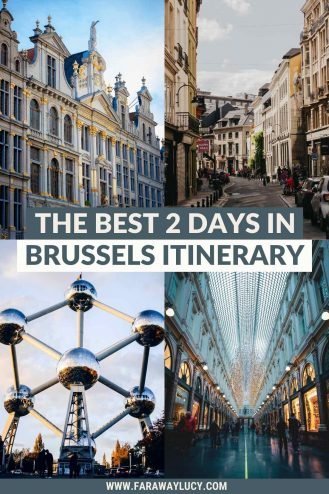 2 Days in Brussels Itinerary: The Best Way to See Brussels. This ultimate 2 days in Brussels itinerary walks you through all the best sights to see, and the most amazing places to eat and drink! Click through to read more...