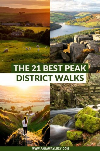 The 21 Best Peak District Walks That You Need to Go On. If you want to go hiking in the Peak District, then this article details some of the best Peak District hiking routes that you just need to try out. Clik through to read more...