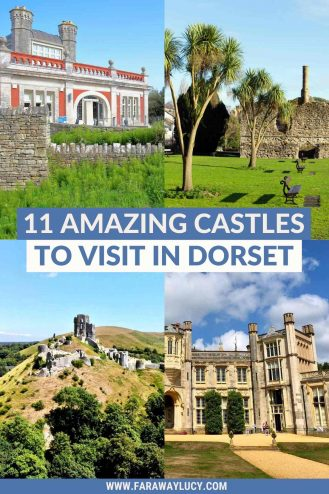 11 Amazing Castles in Dorset That You Need to Visit. Dorset is home to so many amazing castles and this article shares some of the best of the best! Click through to read more...