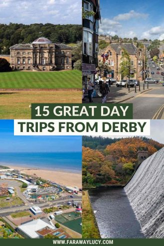 15 Great Day Trips from Derby You Need to Go On. From country houses and museums to national parks and beaches, you'll love these day trips from Derby. Click through to read more...