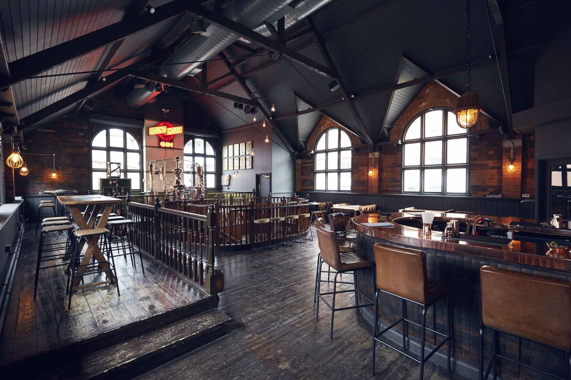 bar-and-restaurant-area-of-the-top-floor-of-the-distillery-bottomless-brunch-birmingham