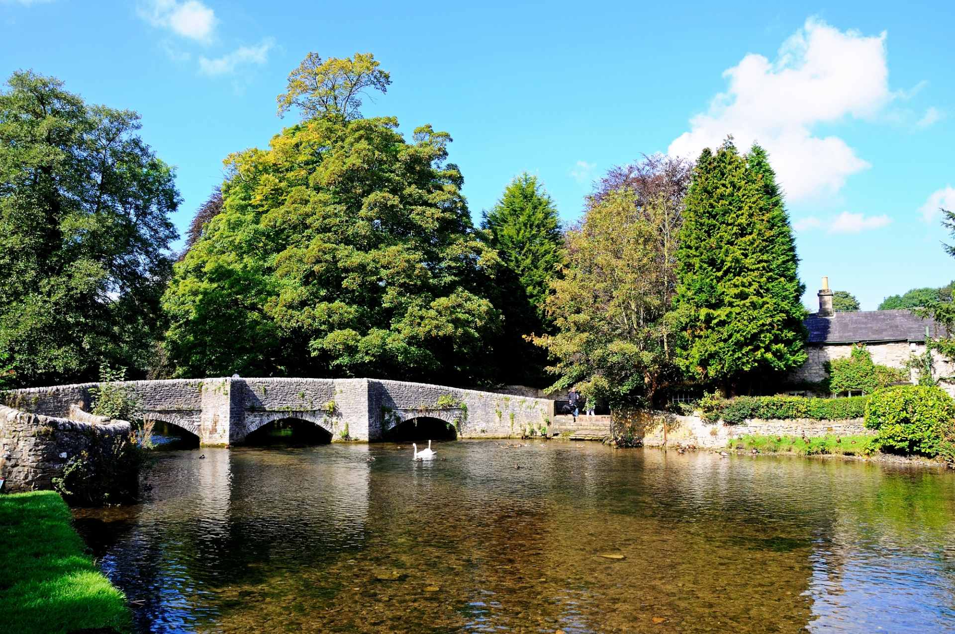 sheepwash-bridge-on-the-river-wye-on-sunny-day-in-ashford-in-the-water